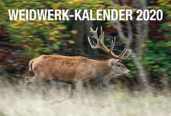 Weidwerk-Kalender 2020