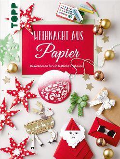Weihnacht aus Papier von Hörnecke,  Alice, Meißner,  Dominik, Seyffert,  Sabine