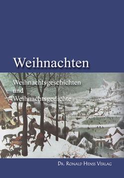 Weihnachten von Bergmann,  Hilde, Henss,  Ronald