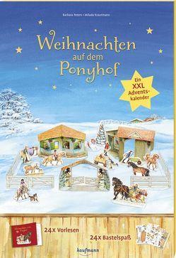 Weihnachten auf dem Ponyhof von Krautmann,  Milada, Peters,  Barbara