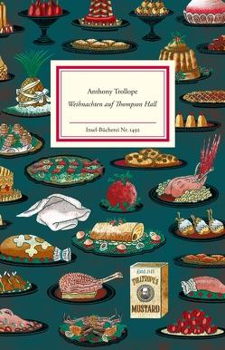 Weihnachten auf Thompson Hall von Ott,  Andrea, Schautz,  Irmela, Trollope,  Anthony