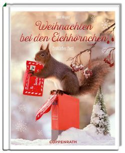Weihnachten bei den Eichhörnchen von Weggen,  Geert