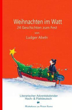 Weihnachten im Watt von Abeln,  Ludger, Kramer,  Miriam