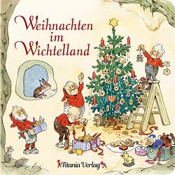Weihnachten im Wichtelland von Baumgarten,  Fritz