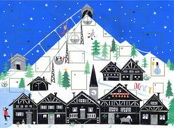 Weihnachten in den Bergen von Aufranc,  Carole