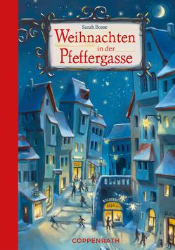 Weihnachten in der Pfeffergasse von Bosse,  Sarah, Braner,  Marie, Haas,  Cornelia