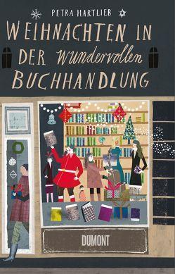 Weihnachten in der wundervollen Buchhandlung von Hartlieb,  Petra