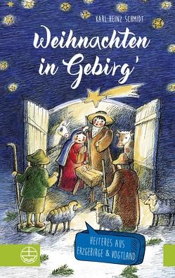Weihnachten in Gebirg' von Schmidt,  Karl-Heinz