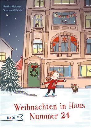 Weihnachten in Haus Nummer 24 von Göhlich,  Susanne, Goldner,  Bettina