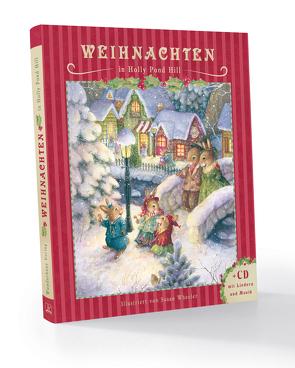 Weihnachten in Holly Pond Hill von Korsh,  Marianna, Lohse,  Sebastian, Rohde,  Detlef, Wheeler,  Susan