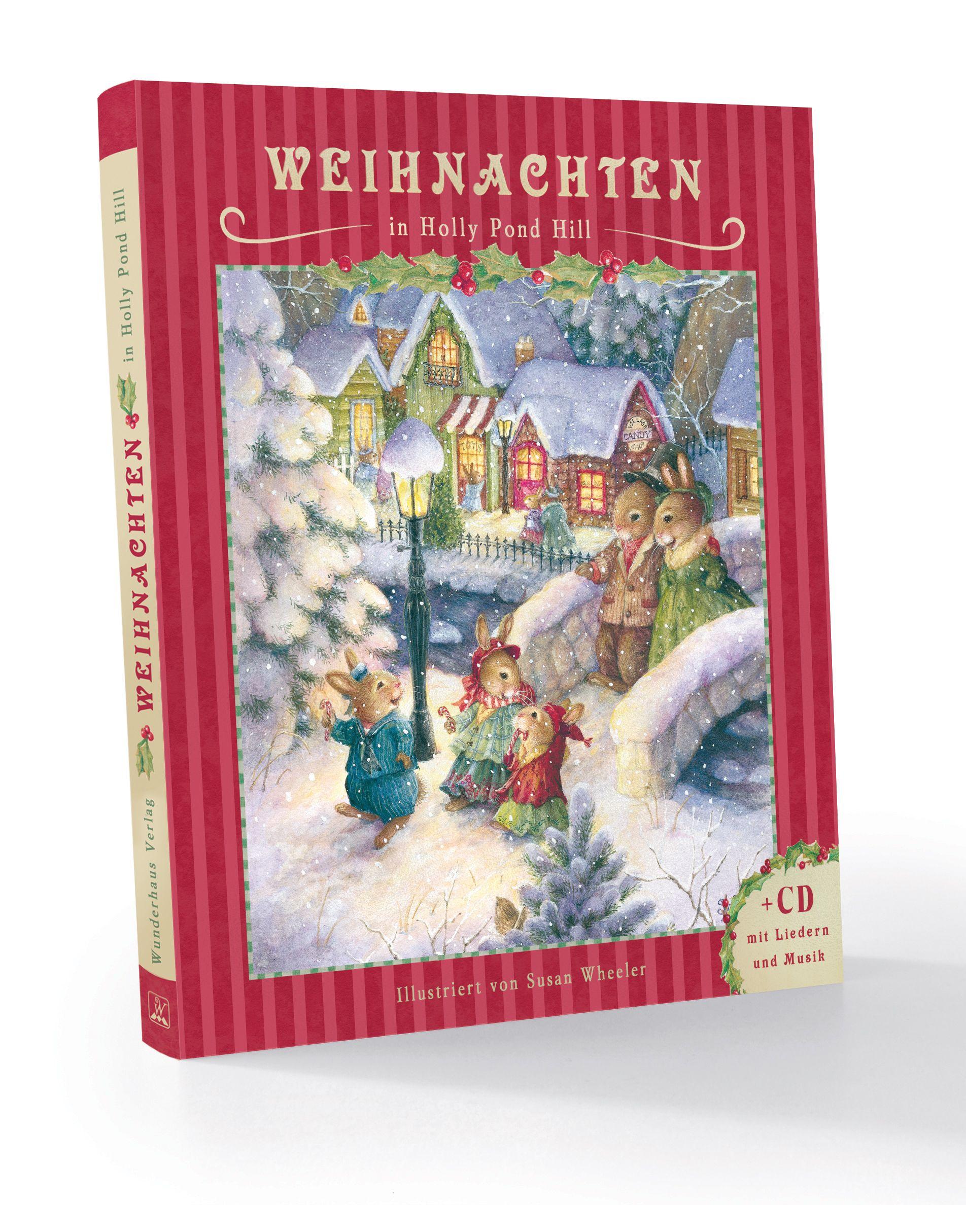 Weihnachten In Holly Pond Hill Von Wheeler Susan Ein Weihnachtsbuch