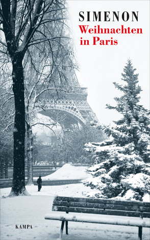 Weihnachten in Paris von Edl,  Elisabeth, Kahn-Ackermanm,  Rosemarie, Matz,  Wolfgang, Simenon,  Georges