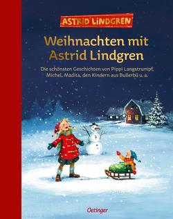 Weihnachten mit Astrid Lindgren von Berg,  Björn, Engelking,  Katrin, Klinting,  Lars, Lindgren,  Astrid, Rettich,  Rolf, Timm,  Jutta, Wiberg,  Harald, Wikland,  Ilon, zur Brügge,  Anne-Kristin