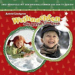 Weihnachten mit Astrid Lindgren von Dorner,  Maximilian, Elfers,  Konrad, Johansson,  Jan, Lindgren,  Astrid, Riedel,  Georg