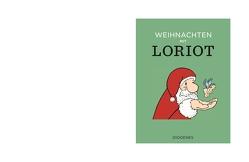 Weihnachten mit Loriot von Loriot