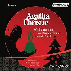 Weihnachten mit Miss Marple und Hercule Poirot von Christie,  Agatha, Himmelstoss, ,  Beate, Jung,  André