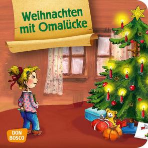 Weihnachten mit Omalücke von Badel,  Christian, Hauenschild,  Lydia