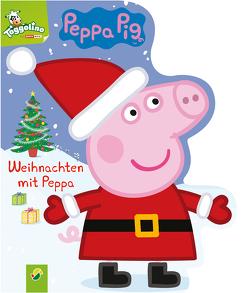 Weihnachten mit Peppa von Specht,  Florentine