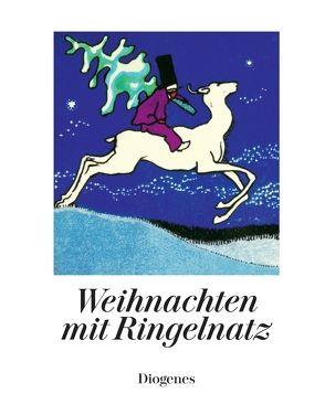 Weihnachten mit Ringelnatz von Kampa,  Daniel, Ringelnatz,  Joachim