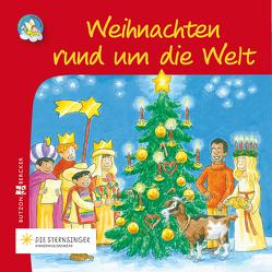Weihnachten rund um die Welt von Tophoven,  Manfred