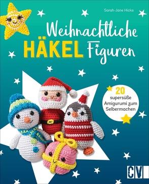 Weihnachtliche Häkelfiguren von Korch,  Katrin Dr.
