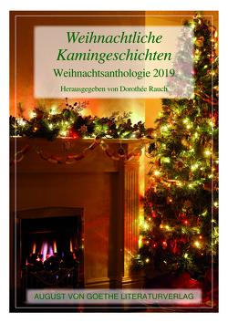 Weihnachtliche Kamingeschichten von Rauch,  Dorothée