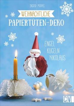 Weihnachtliche Papiertüten-Deko von Moras,  Ingrid