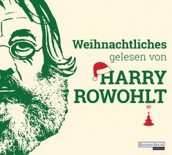 Weihnachtliches gelesen von Harry Rowohlt von Amis,  Kingsley, Kavanagh,  Dan, Lodge,  David, Rowohlt,  Harry, Sedaris,  David