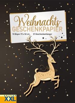 Weihnachts – Geschenkpapier