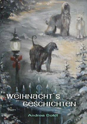 Weihnachts Geschichten von Boldt,  Andrea