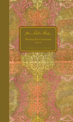 Weihnachts-Oratorium BWV 248 von Bach,  Johann Sebastian, Rebmann,  Martina, Wolff,  Christoph