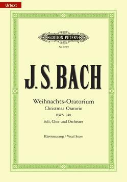 Weihnachts-Oratorium von Bach,  Johann Sebastian