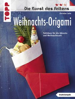 Weihnachts-Origami von Saile,  Christian