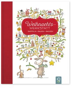 Weihnachts-Werkstatt von Gagel,  Sonja, Kastenhuber,  Hannah, Wagner,  Charlotte, Wegener,  Jens