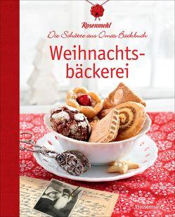 Weihnachtsbäckerei von Rosenmehl