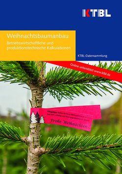 Weihnachtsbaumanbau von KTBL