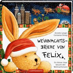 Weihnachtsbriefe von Felix von Droop,  Constanza, Langen,  Annette