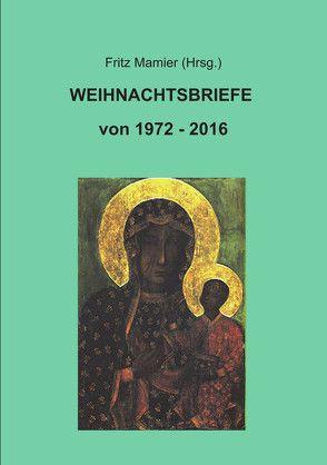Weihnachtsbriefe von Mamier,  Fritz
