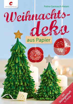 Weihnachtsdeko aus Papier von Garmasch-Hatam,  Polina
