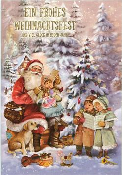 Weihnachtsfaltkarten