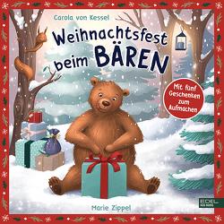 Weihnachtsfest beim Bären von von Kessel,  Carola, Zippel,  Marie