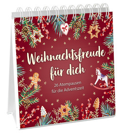 Weihnachtsfreude für dich – Aufstellbuch