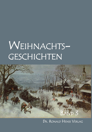 Weihnachtsgeschichten von Henss,  Ronald