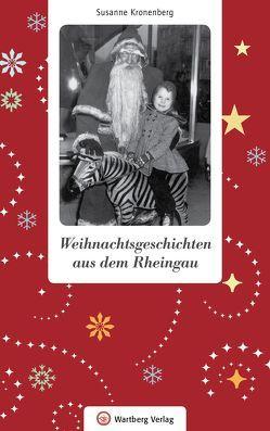 Weihnachtsgeschichten aus dem Rheingau von Kronenberg,  Susanne