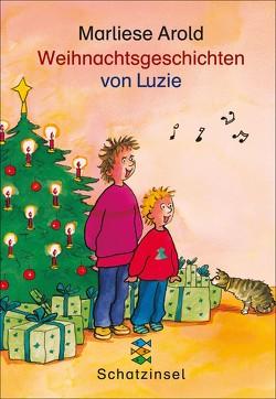 Weihnachtsgeschichten von Luzie von Arold,  Marliese, Brix-Henker,  Silke