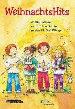 WeihnachtsHits von Bücken,  Eckart, Ehrhardt,  Markus, Gnegel, Horn,  Reinhard, Krenzer,  Rolf, Küdde, Mölders,  Rita, Netz,  Hans J, Schröder,  Dorothe
