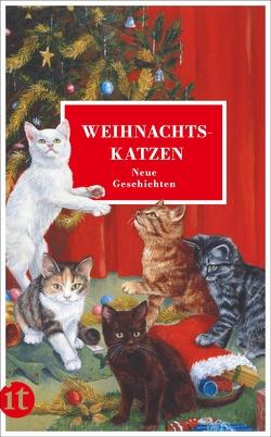 Weihnachtskatzen von Dammel,  Gesine