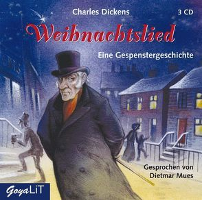 Weihnachtslied von Dickens,  Charles, Mues,  Dietmar