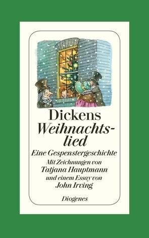 Weihnachtslied von Dickens,  Charles, Hauptmann,  Tatjana, Walz,  Melanie