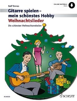 Weihnachtslieder von Tönnes,  Rolf